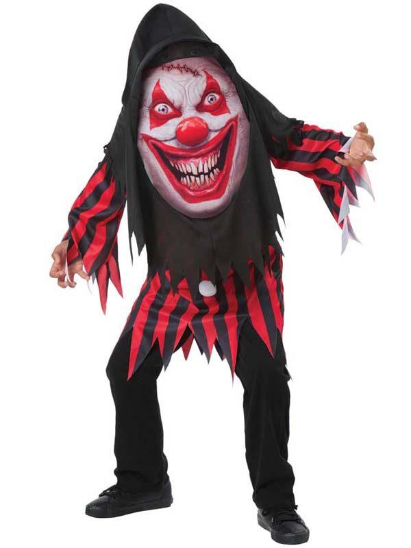 karnavalen-kostum-kloun