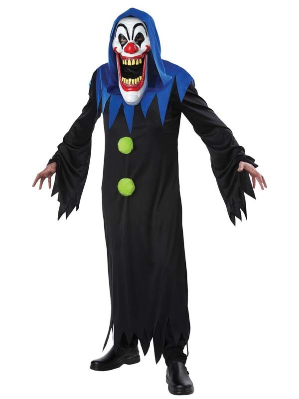karnavalen-kostum-za-hallween-cloun
