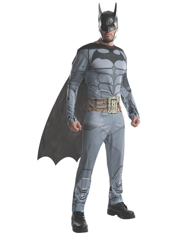karnavalen-kostum-batman