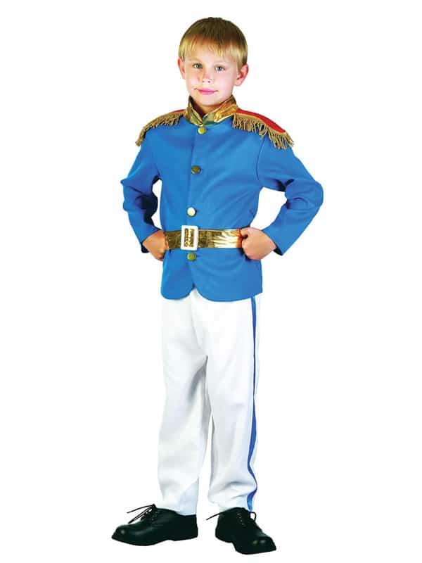 Чаровният принц - Детски карнавален костюм за момчета
