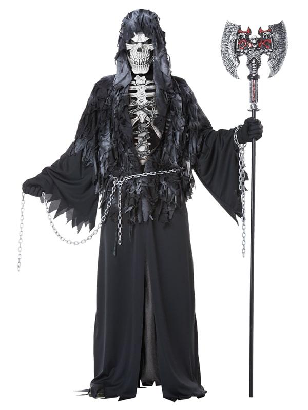 Смразяващия скелет