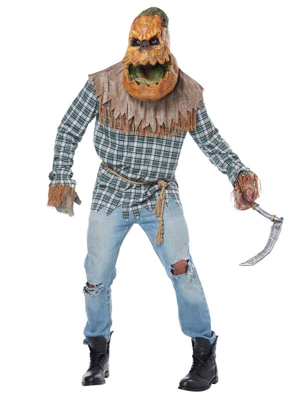 Тиквения Джак на Хелоуин