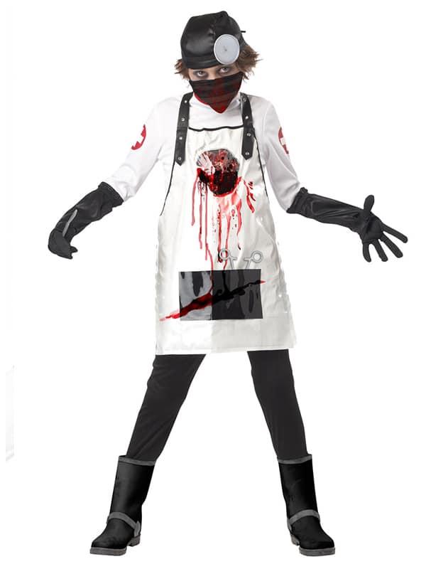 Страшния доктор от Хелоуин